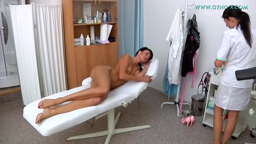 Vagina Exam At Doctor's Office