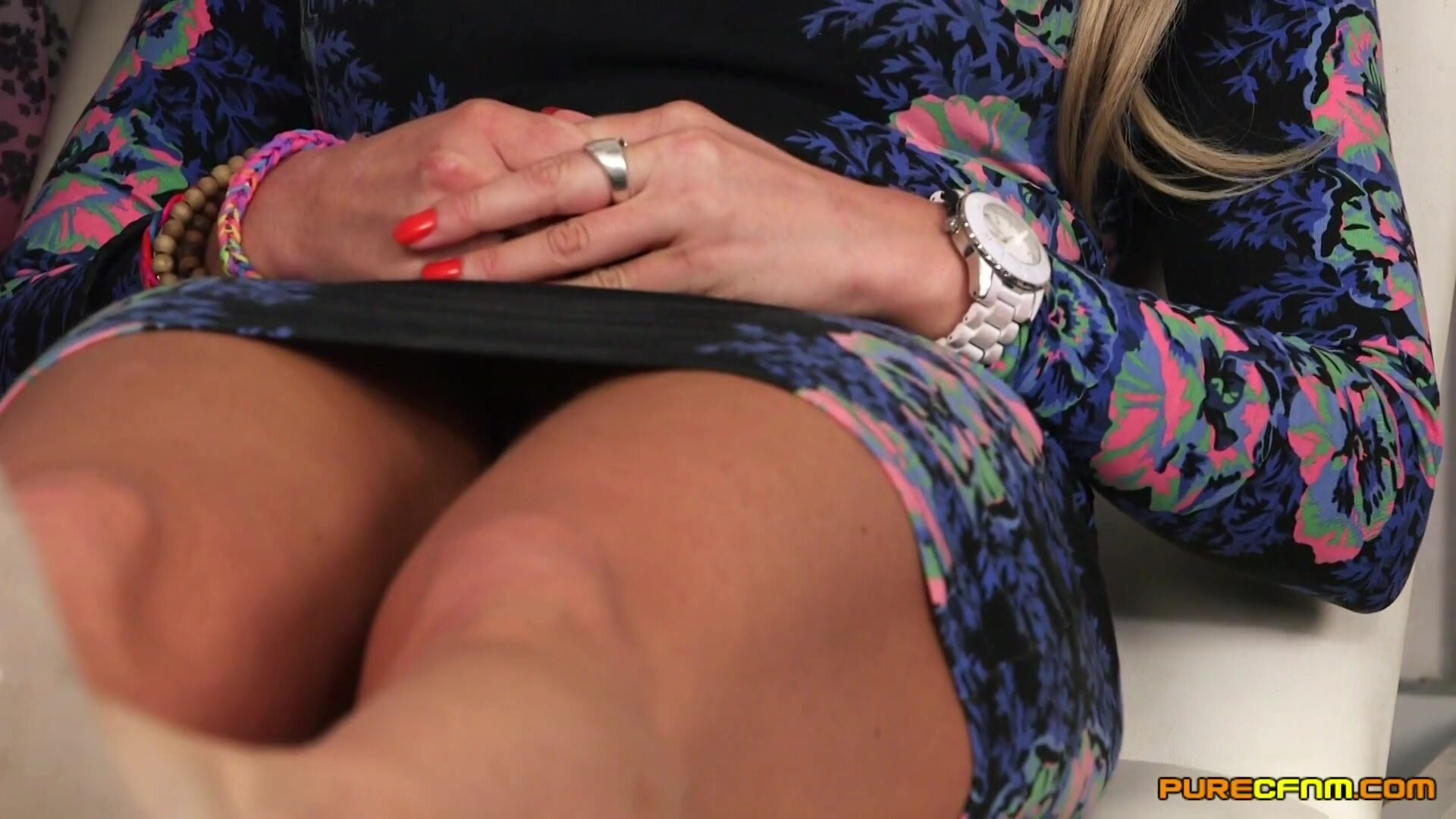 Two Ladies Charlie Holays And Lissa Love Take Care Of Big Dick