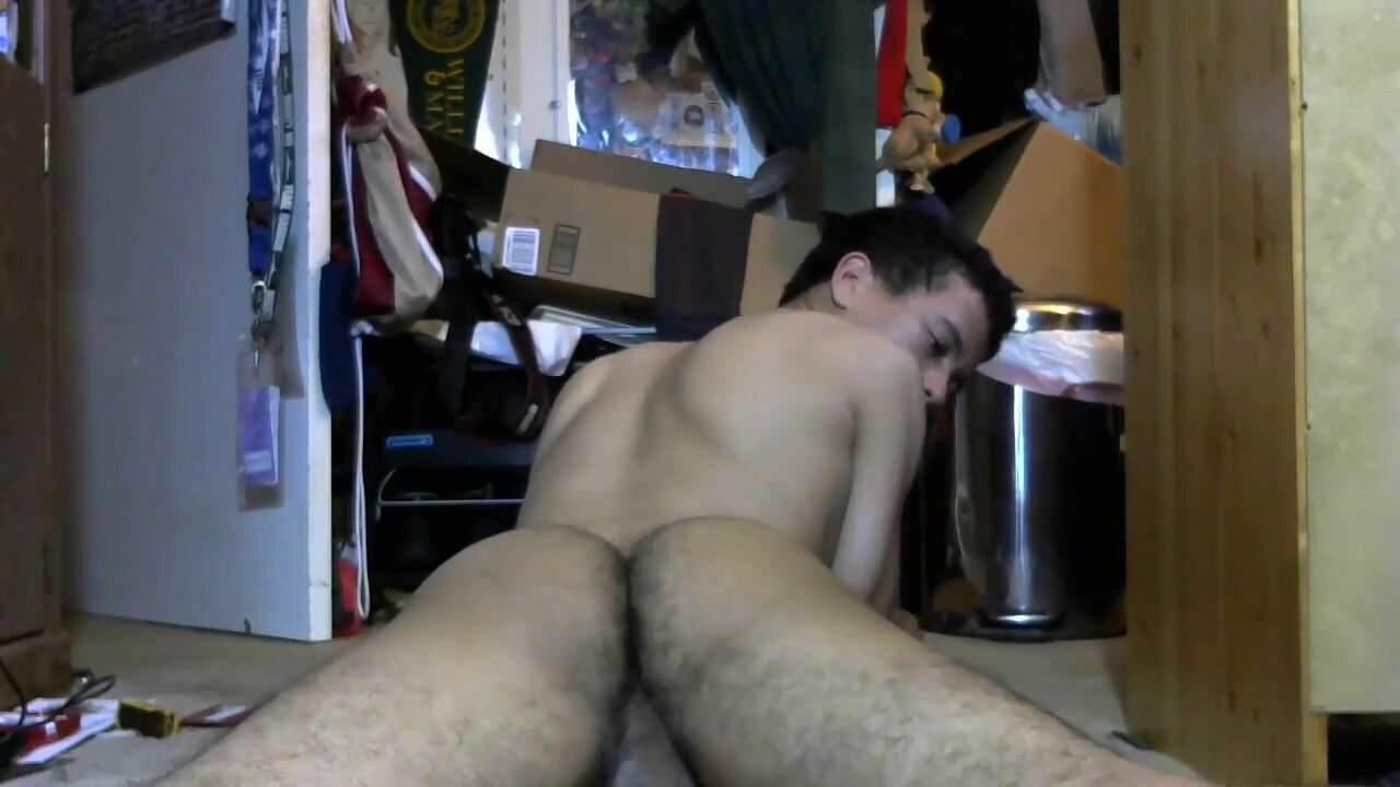 Farting & fucking my tight ass hole. With my toys 3